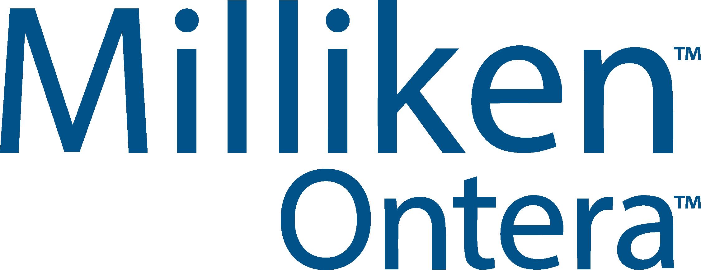Milliken_Ontera_Logo_2945 Blue_CMYK_150